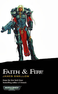 Libro Faith and Fire de James Swallow