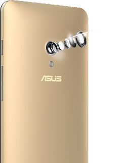 5 Element lensa Asus Zenfone