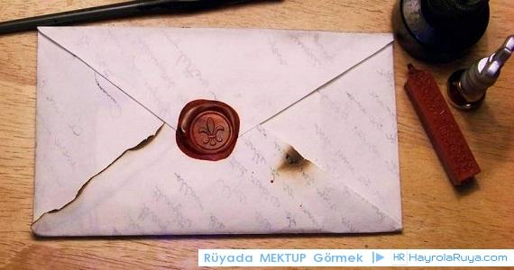 Rüyada Mektubun Görülmesi
