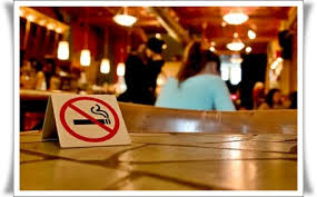 No Smoking In Restaurant Please...