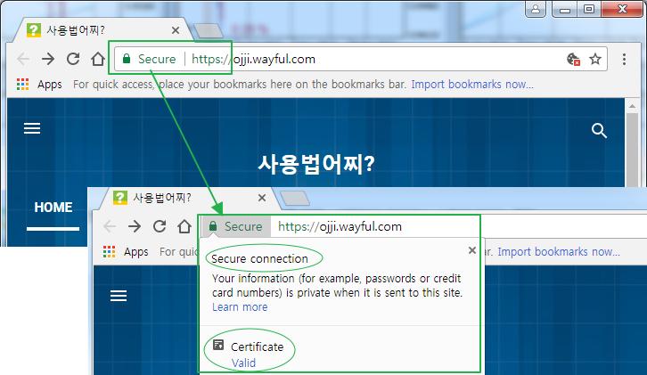 구글 블로그 사용법: HTTPS / SSL 연결 기능 (리디렉션) 활성화 및 사용 설정 방법 - HTTPS가 애드센스 수익에 미치는 영향
