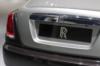 Rolls-Royce Wraith: an awesome car