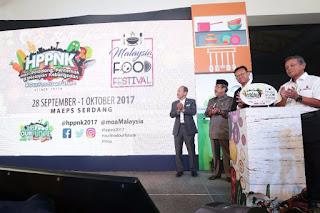 Sambutan Hari Peladang, Penternak dan Nelayan Kebangsaan (HPPNK) 2017