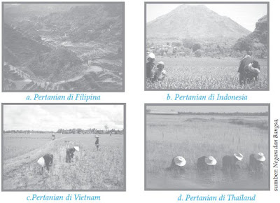 Keadaan Iklim dan Sosial Budaya di Kawasan Asia Tanggara