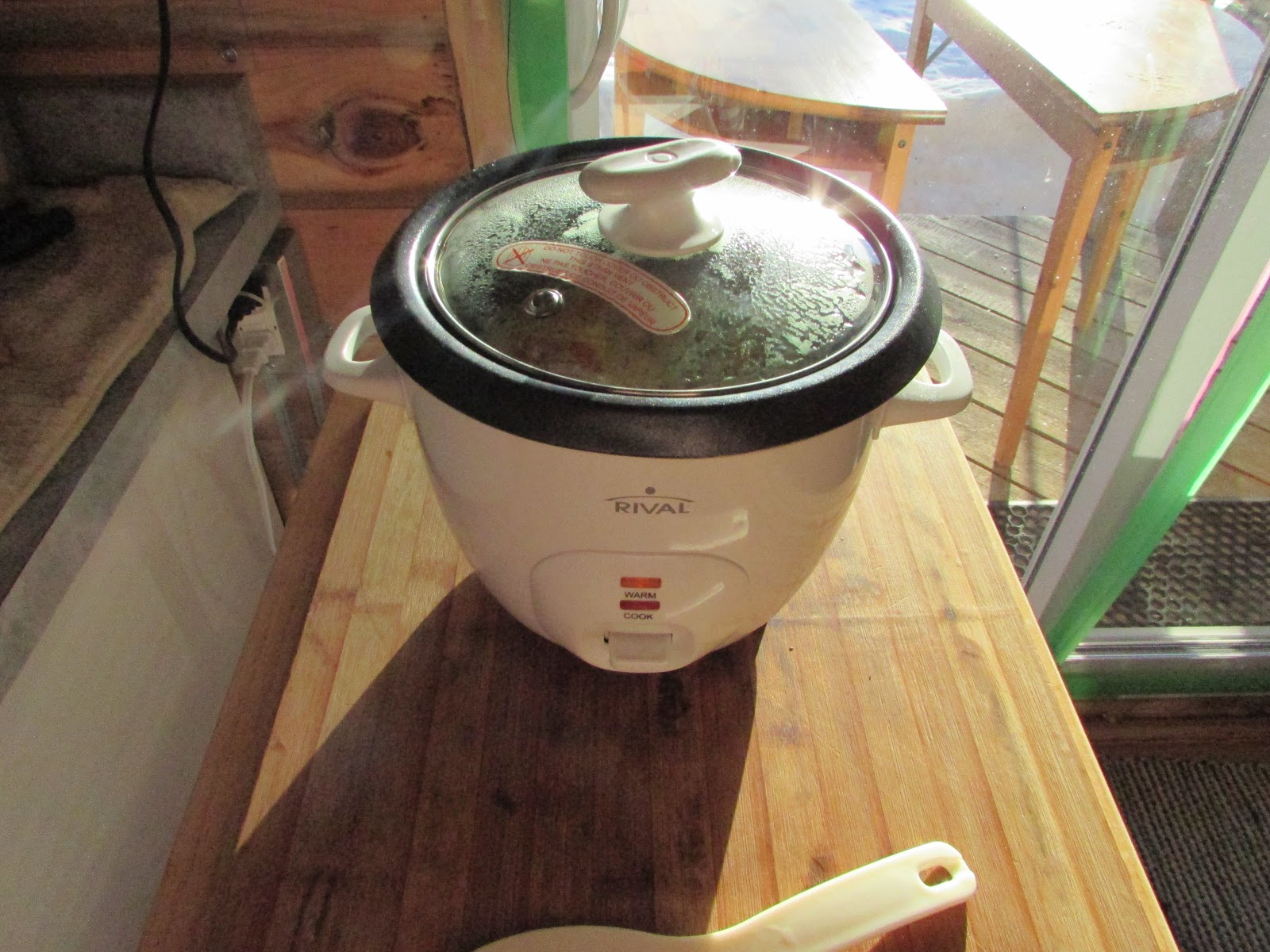 Can i cook eggs in a rice cooker