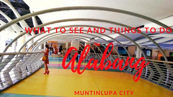 alabang, muntinlupa tourist spots