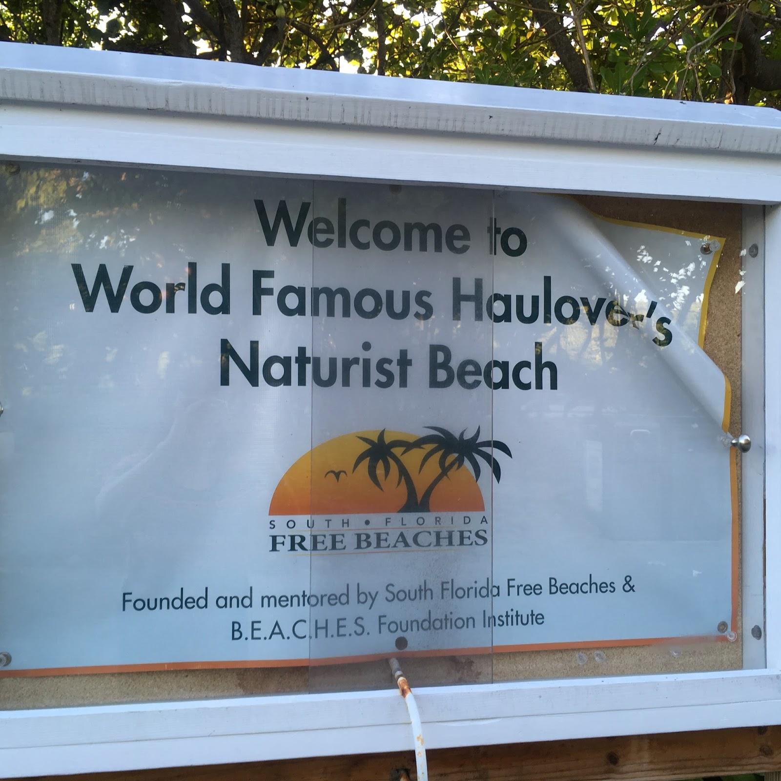 Gluten Free A-Z  Wordless Wednesday- Haulover Beach In -2857