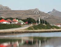 Pulau Falkland Antartika Inggris