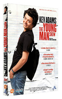 Spectacle Kev Adams : The Young Man Show streaming