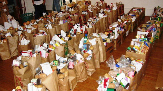 Διανομή προϊόντων του προγράμματος Επισιτιστικής Βοήθειας σε δικαιούχους του βορείου Έβρου