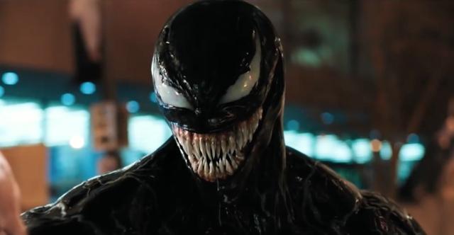 """El nuevo tráiler de """"Venom"""""""