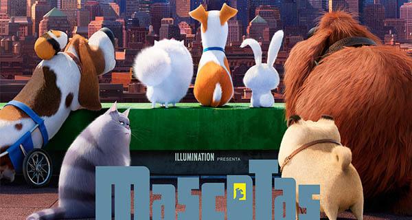 "Poster ""Mascotas"""