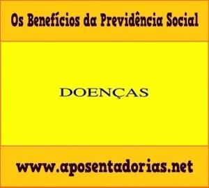 Previdência Social – Que doenças dão direito ao Auxílio-doença?