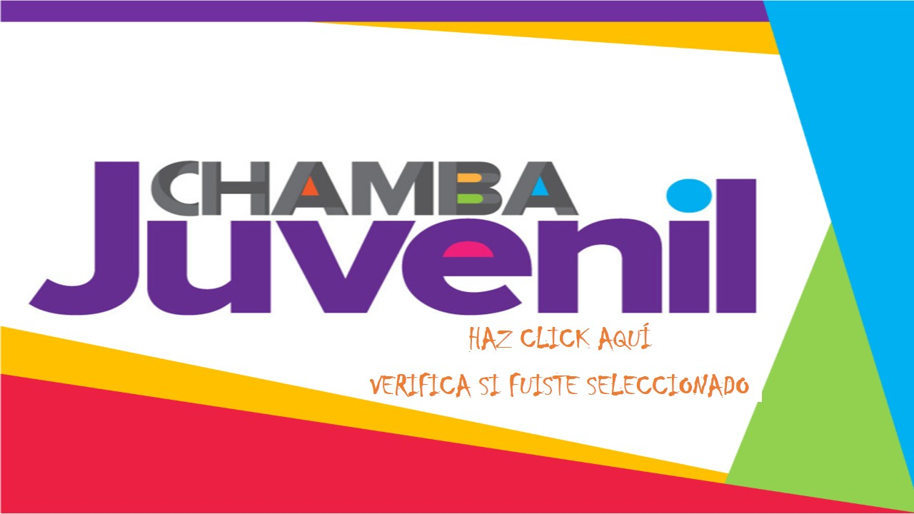 Plan Chamba Juvenil