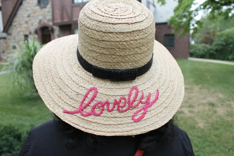 Kate Spade Lovely Hat