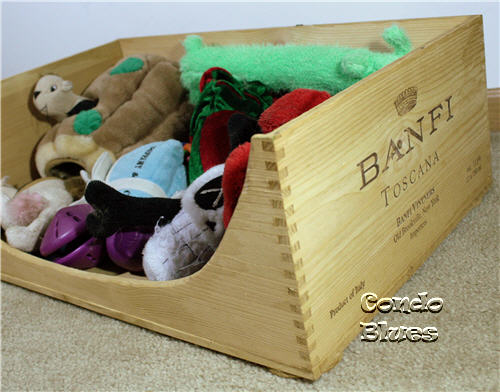 DIY wine crate recycling project ideas