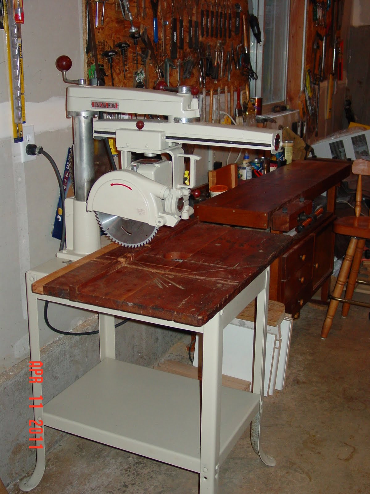 Don's Early Light: Old WoodWorking Machinery