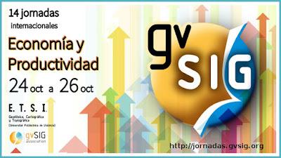 http://www.gvsig.com/es/eventos/jornadas-gvsig/14as-jornadas-gvsig