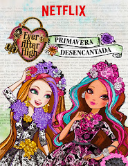 Ever After High: Primavera desencantada (2015) [Latino]