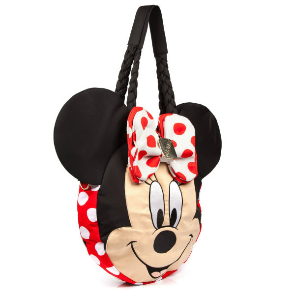 irregular choice disney minnie mouse bag