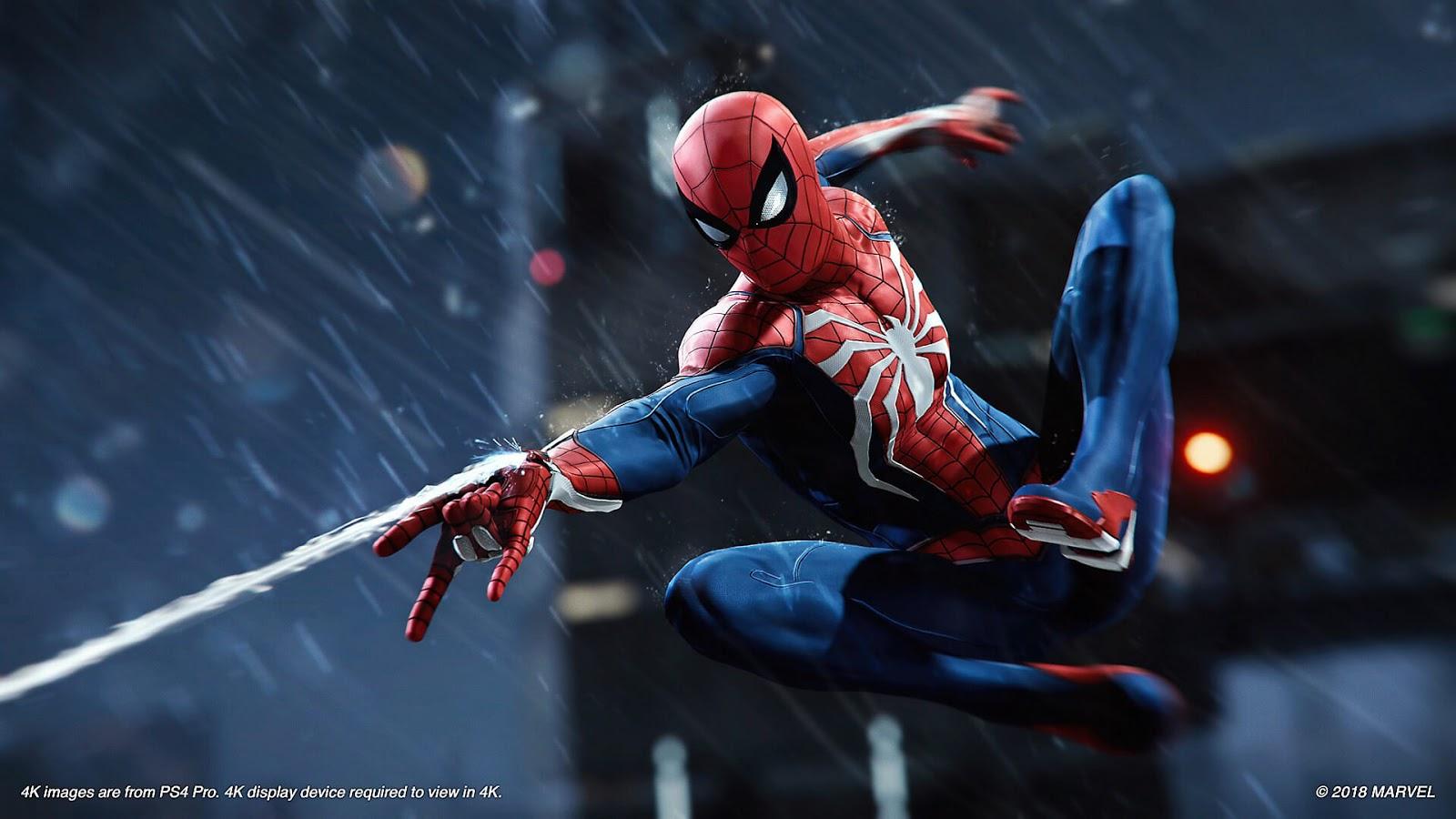 Marvel's Spider-Man DLC 'Turf Wars' New Trailer, Release Next Week
