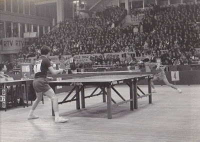 Gambar Dan Ukuran Lapangan Tenis Meja