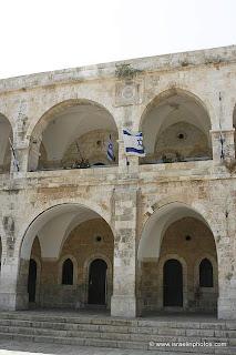 Jewish Quarter - Old City - Jerusalem; Rothschild