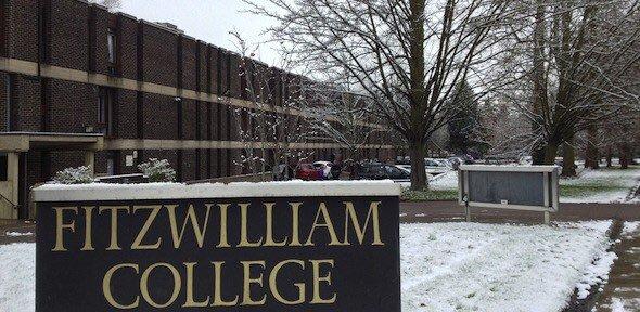 اعلنت كلية Fitzwilliam عن منح دراسية لدراسة الماجستير بالمملكة المتحدة ممولة بالكامل 2018