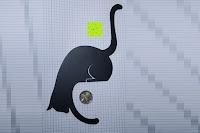 Erfahrungsbericht: ARTORI Design AD273B - Louis' Paw - Black Metal Cat Decorative Balance Hanger by Artori Design