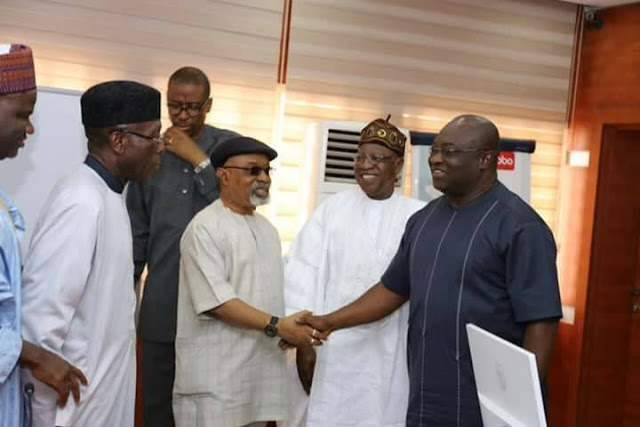 """'Change Begins With Me' - Ikpeazu task Abians to """"ask questions that can elicit answers"""