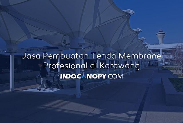 tenda membrane tangerang