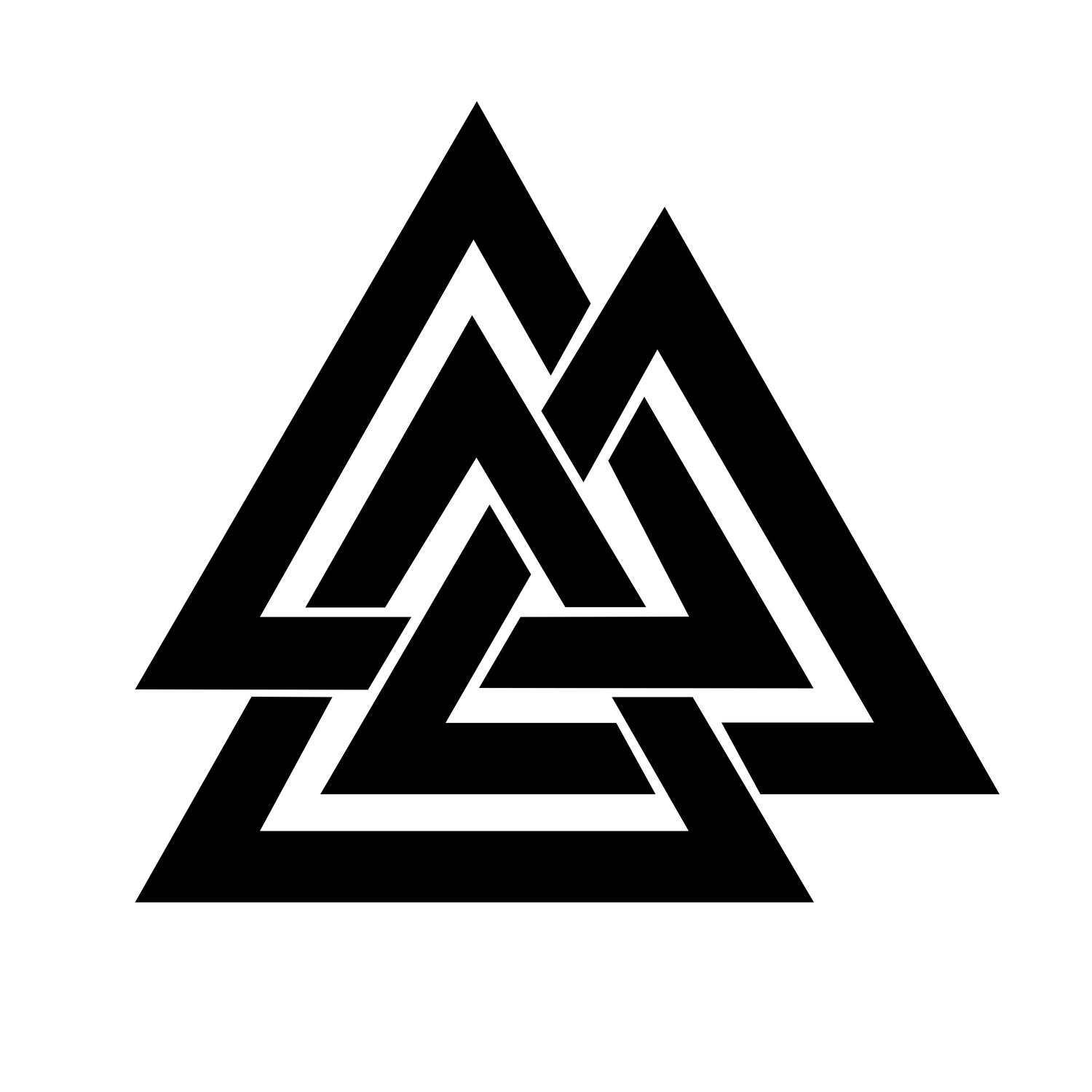 Real Rune Magick: The Valknut - a symbol of sacrifice