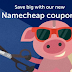 Namecheap Monthly Coupons Valid February 2019