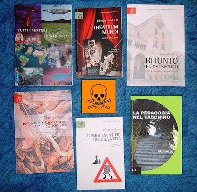 I libri nuocciono gravemente alla salute Silvana Calabrese Blog