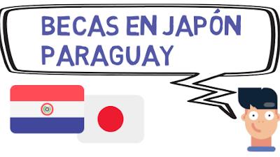 Becas en Japón para Paraguay
