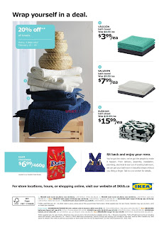 IKEA Flyer The Dining Event valid February 12 - March 5 , 2018