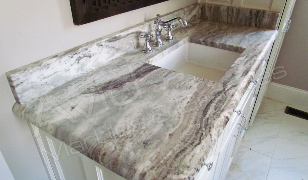 Fantasy Brown Quartzite Slabs Granites Marble