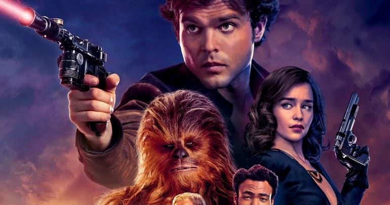 Tem Na Web - Han Solo: Uma História Star Wars, é bom?