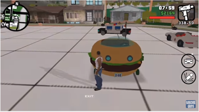 Download GTA San Andreas Indonesia Versi Kartun 2017 (Support ALL GPU) MOD Terbaru Full Gratis