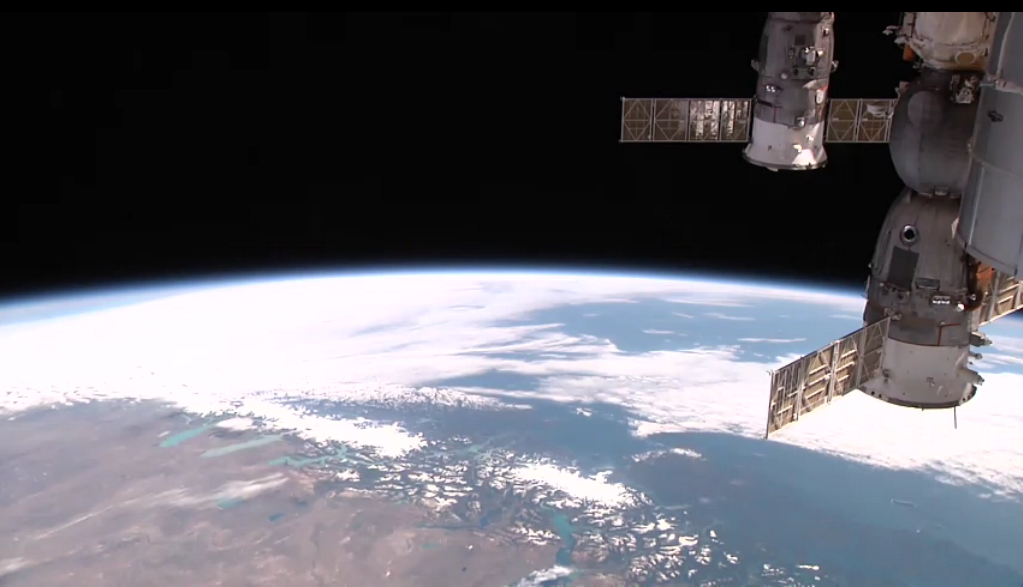 How To Watch Earth's Space view Camera Live! (Maybe you get a Chance to see an IFO)