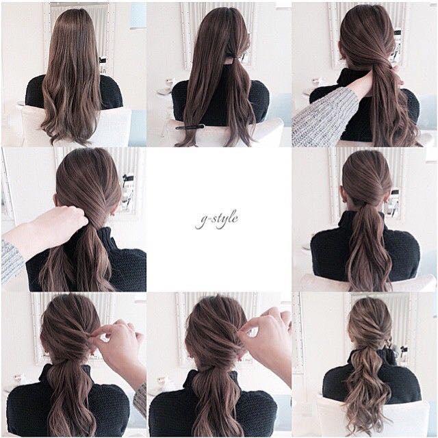 15+ Cara Mengikat Rambut Panjang Mudah dan Simple (Step Tutorial ... 07630eb8c3