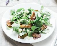 Wild Mushroom & Watercress salad