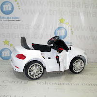 Junior TR2188 BNW Battery Toy Car