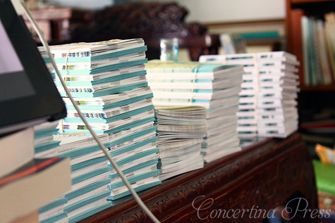 Cape Cod wedding blog photo from Concertina Press - Stationery and Invitations about Nautical Notecards Make Great Gifts