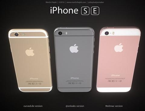 Dòng iPhone 6 giảm mạnh khi iPhone SE có mặt