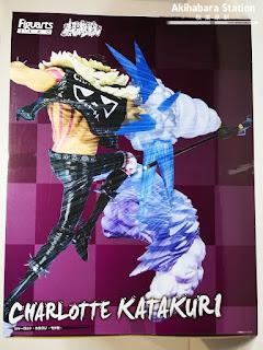 Figuarts Zero -Extra Battle- Charlotte Katakuri ~ Mochi Tsuki ~ de One Piece / Tamashii Nations