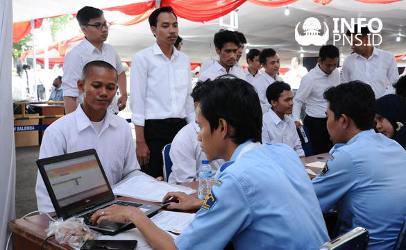 Siap-siap, Pemerintah Akan Buka Pendaftaran CPNS 2018