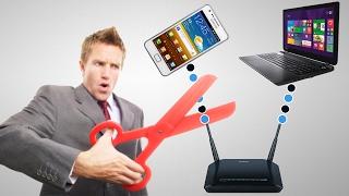 افضل تطبيقات لقطع النت عن الاشخاص المتصلين معك بشبكة الواي فاي