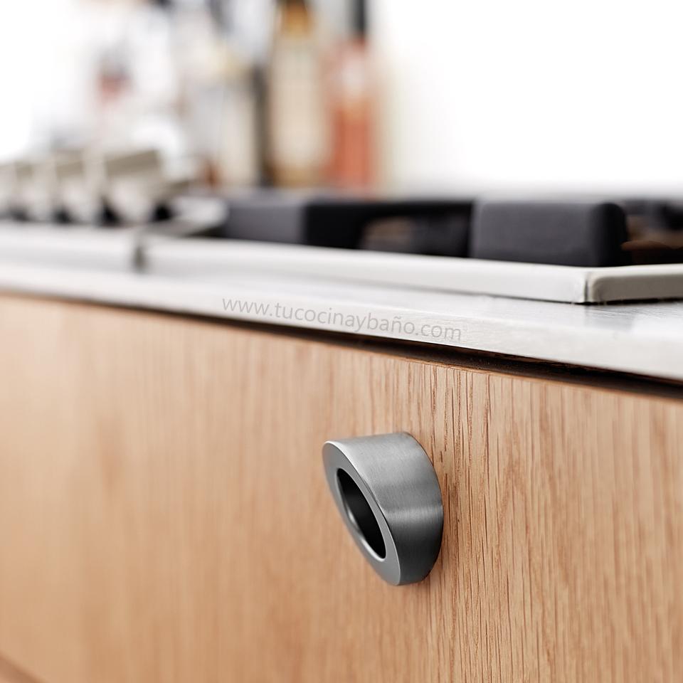 tirador pomo mueble cocina diseño moderno