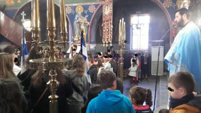 Ηγουμενίτσα: Με μεγαλοπρέπεια ο εορτασμός των Τριών Ιεραρχών